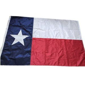 6x4 Texas State Flag Banner Super Poly Waterproof